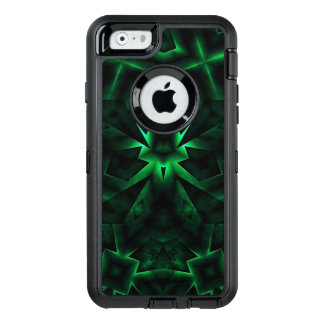 Levels Of Vision In Emerald Green OtterBox Defender iPhone Case
