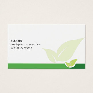 Leven Nature Business Card #1