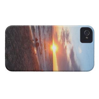 Lever de soleil hawaïen coque Case-Mate iPhone 4