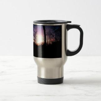 Lever de soleil tasses à café