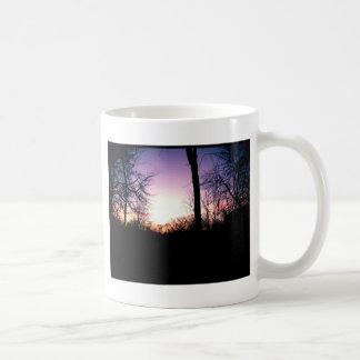 Lever de soleil mug