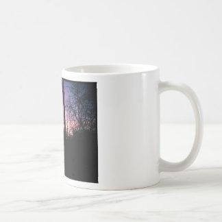 Lever de soleil tasse à café