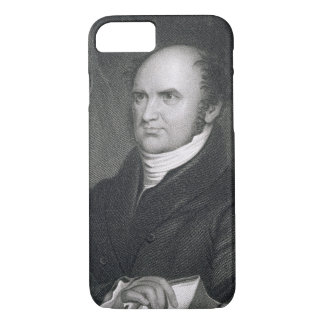 Levi Woodbury, engraved by Robert E. Whitechurch ( iPhone 7 Case