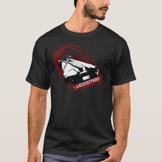 Leviathan splash t-shirt