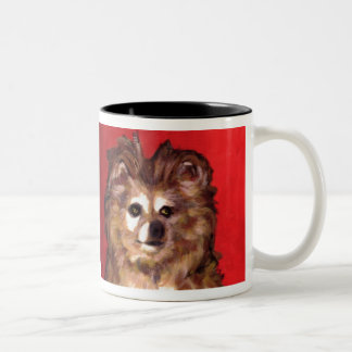 Levine's Sadie Two-Tone Coffee Mug