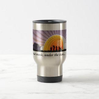 Levitt Pavilion Pasadena Travel Mug