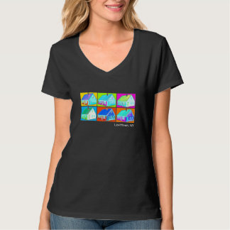 Levittown Panel T-shirt