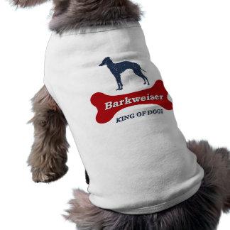 Lévrier italien tee-shirts pour animaux domestiques