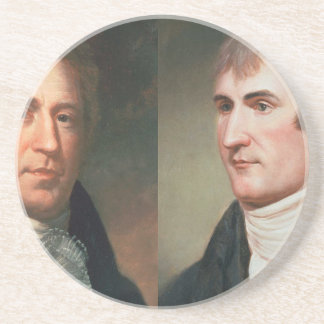 Lewis And Clark Coaster