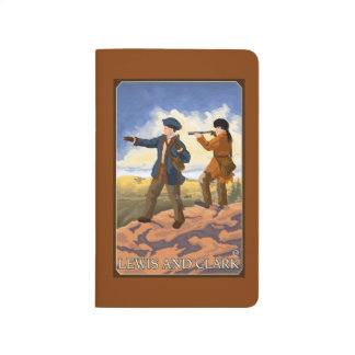 Lewis and Clark Exploring the West Journals