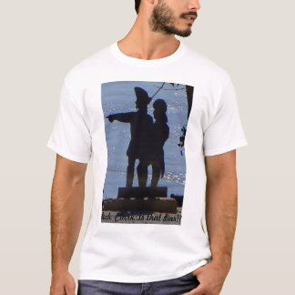 Lewis and Clark tshirt, finding beer T-Shirt