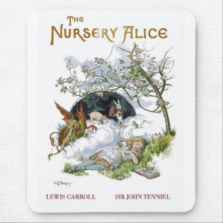 "Lewis Carroll, ""The Nursery Alice"" Mouse Pad"