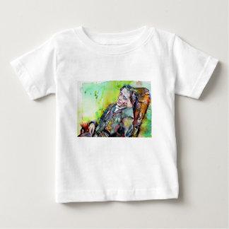 LEWIS CARROLL - watercolor portrait.2 Baby T-Shirt