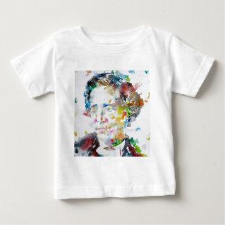 LEWIS CARROLL - watercolor portrait.3 Baby T-Shirt