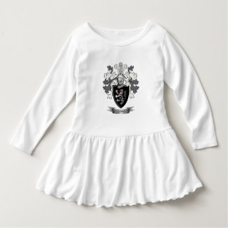 Lewis Family Crest Coat of Arms Dress