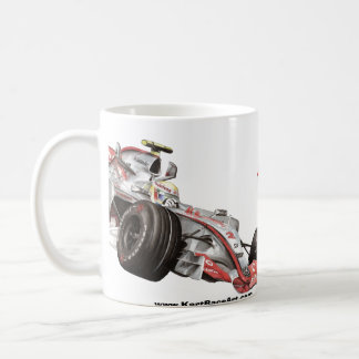 Lewis Hamilton Mug