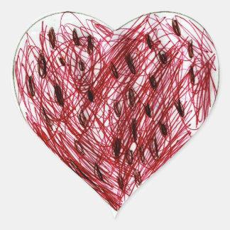 Lexi : Heart Sticker