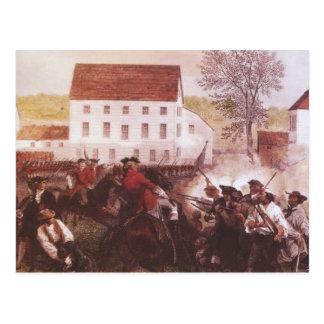 Lexington and Concord Postcard