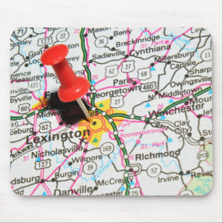 Lexington, Kentucky Mouse Pad