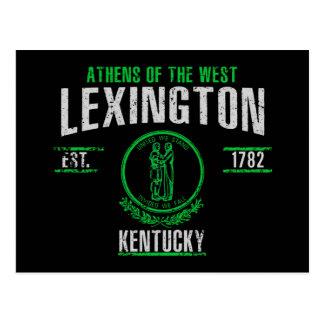Lexington Postcard