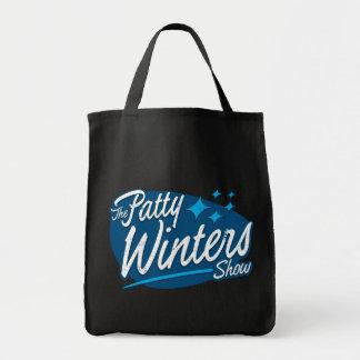 L'exposition d'hivers de Patty Sac En Toile Épicerie
