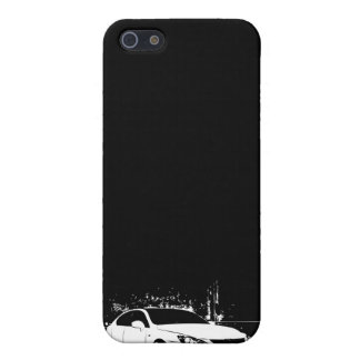 Lexus ISF i iPhone 5/5S Covers