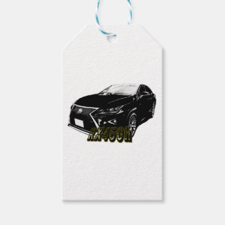 LEXUS RX 450h 350 Gift Tags