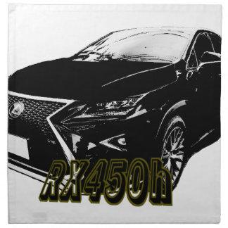 LEXUS RX 450h 350 Napkin