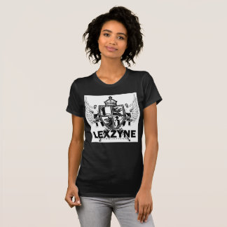 LexZyne 2 Brothers Crest Black Tee