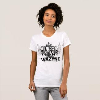 LexZyne 2 Brothers Crest White Tee
