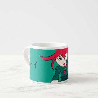 Ley Li espresso head Espresso Cup