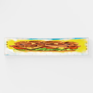 LG Banner with Sub Sandwich
