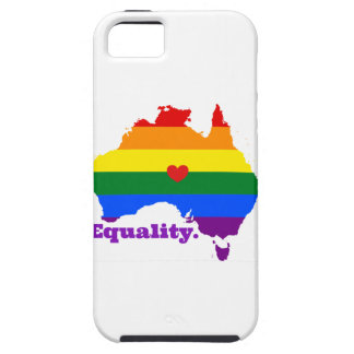 LGBT AUSTRALIA CASE FOR THE iPhone 5