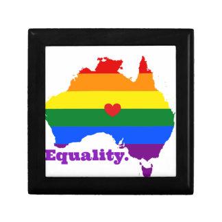 LGBT AUSTRALIA GIFT BOX