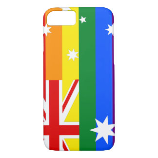 LGBT Australia iPhone 7 Case