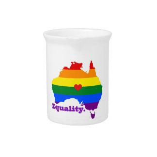 LGBT AUSTRALIA PITCHER