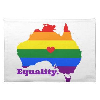 LGBT AUSTRALIA PLACEMAT