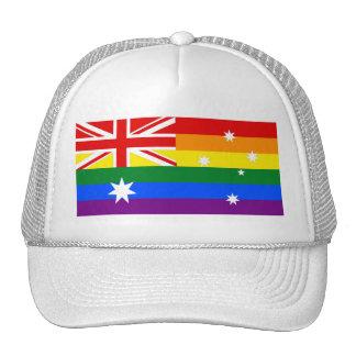 LGBT Australia Trucker Hat
