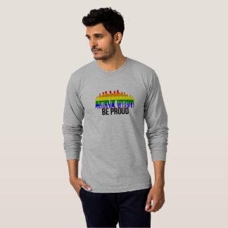 LGBT Be Proud T-Shirt