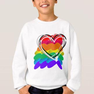LGBT Connected Hearts Sweatshirt