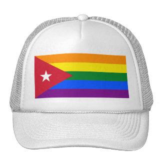 LGBT Cuba Trucker Hat