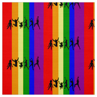 LGBT Freedom to Live Fabric