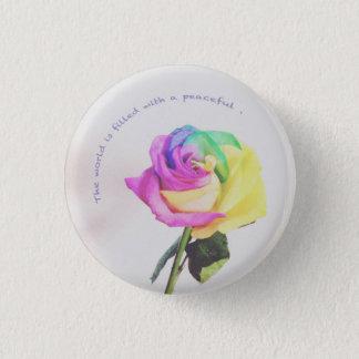 LGBT friendly 1 Inch Round Button