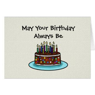LGBT Gay Birthday Card to Customize