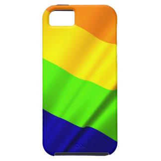 Lgbt Gay Flag Symbol Pride Rainbow Lesbian Love iPhone 5 Covers