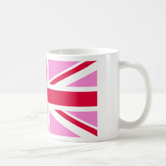 LGBT Gay Pride Rainbow Flag of the United Kingdom Coffee Mug