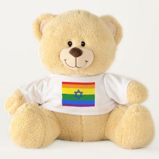 LGBT Israel Teddy Bear