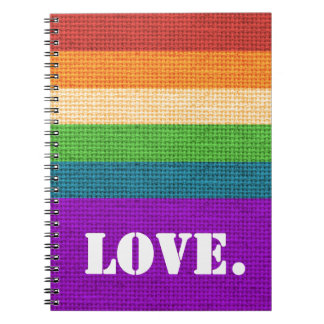LGBT Love Notebooks