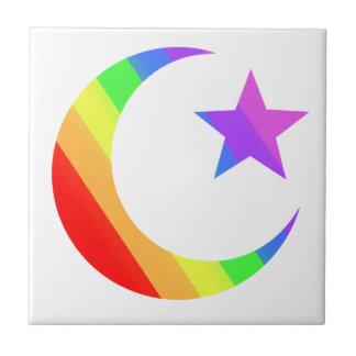 LGBT Muslim Ceramic Tile