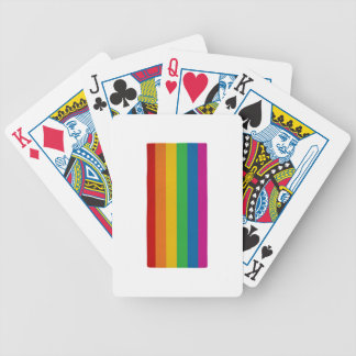 LGBT pride Bicycle Playing Cards